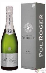 "Pol Roger blanc "" Pure "" Brut Nature gift box Champagne Aoc     0.75 l"