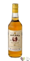 Ducan´s Irish Whiskey 40% Vol.    0.70 l
