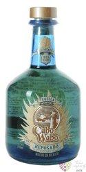 """Cabo Wabo """" Reposado """" 100% de Blue Agave tequila by Gruppo Campari 40% vol.   0.70 l"""