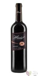 Rubinet 2016 moravské zemské víno z vinařství Hradil    0.75 l