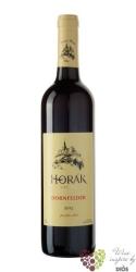 Dornfelder 2015 pozdní sběr z vinařství Horák Vrbice   0.75 l