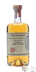 "St.George "" Apple brandy "" Californian fruits brandy 40% vol.   0.75 l"