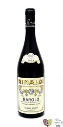 "Barolo cru "" Tre Tine "" Docg 2010 Giuseppe Rinaldi  0.75 l"