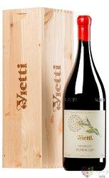 """Langhe Nebbiolo """" Perbacco """" Doc 2015 wood box cantina Vietti  1.50 l"""