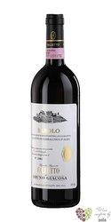 """Barolo cru """" Falletto """" Docg 2012 azienda Falleto by Bruno Giacosa   0.75 l"""