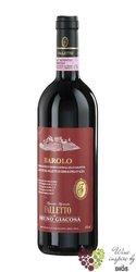 """Barolo cru """" le Roche del Falletto di Serralunga """" Docg 2009 Bruno Giacosa   1.50 l"""