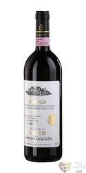 """Barolo cru """" Croera """" Docg 2004 azienda Falleto by Bruno Giacosa   0.75 l"""