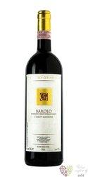 """Barolo """" Ciabot Manzoni """" Docg 2004 Silvio Grasso    0.75 l"""