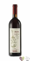 """Barolo Castiglione Falletto Scarrone """" Double Bass """" 2008 cantina Bava    0.75 l"""