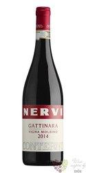 """Gattinara """" Molsino """" Docg 2016 azienda vitivinicola Nervi  0.75 l"""