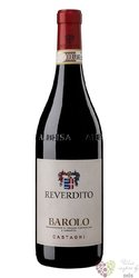 """Barolo cru """" Castagni """" Docg 2010 La Morra Michele Reverdito    0.75 l"""