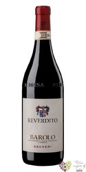 "Barolo cru "" Ascheri "" Docg 2015 Michele Reverdito  0.75 l"