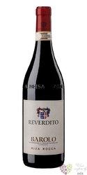"""Barolo cru """" Riva Rocca """" Docg 2010 Michele Reverdito  0.75 l"""