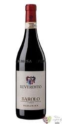 """Barolo cru """" Badarina """" Docg 2015 Michele Reverdito  0.75 l"""