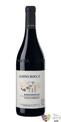 """Barbaresco """" Montersino """" Docg 2016 Albino Rocca  0.75 l"""