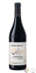 """Barbaresco """" Ronchi """" Docg 2013 Albino Rocca  0.75 l"""