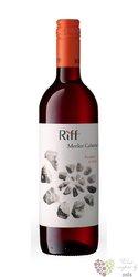 """Cabernet & Merlot delle Venezie """" Riff """" Igt 2011 Alois Lageder       0.75 l"""