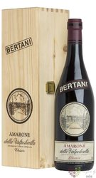 Amarone della Valpolicella superiore Doc wood box Bertani  0.75 l
