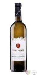 "Gewurztraminer "" Classic "" 2014 Sudtirol - Alto Adige Doc cantina Ritterhof    0.75 l"