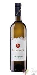 "Sauvignon blanc "" Classic "" 2015 Sudtirol - Alto Adige Doc cantina Ritterhof 0.75 l"