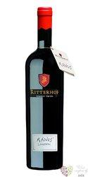 "Lagrein "" Manus "" 2015 Sudtirol - Alto Adige Doc cantina Ritterhof  0.75 l"