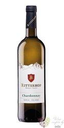 "Chardonnay "" Classic "" 2015 Sudtirol - Alto Adige Doc cantina Ritterhof    0.75l"
