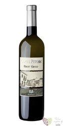 """Pinot grigio delle Venezie """" Corte Pitora """" Doc 2020 casa vinicola Bennati  0.75 l"""