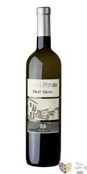 """Pinot grigio delle Venezie """" Corte Pitora """" Doc 2019 casa vinicola Bennati  0.75 l"""