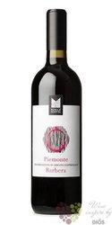 """Barbera Piemonte """" Rocca Bastia """" Doc 2018 Casa vinicola Bennati  1.50 l"""