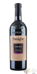 """Veronese rosso """" Ireos """" Igt linea Soraighe casa vinicola Bennati  0.75 l"""