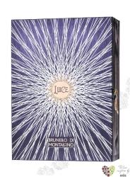"""Brunello di Montalcino """" Luce """" Docg 2013 tenuta Luce della Vite   3x0.75 l"""