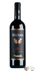 """Rosso di Montepulciano """" Selciaia """" DOC 2005 Fassati Vinicola by Fazi Battaglia0.75 l"""