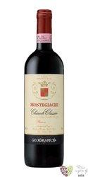 """Chianti classico riserva """" Montegiachi """" Docg 2014 Agricoltori del Chianti Geografico  0.75 l"""