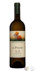 """Toscana bianco """" Al Poggio """" Igt 2018 Castello di Ama     0.75 l"""