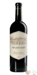 """Bolgheri Superiore rosso """" Argentiera """" Doc 2015 tenuta Argentiera  0.75 l"""