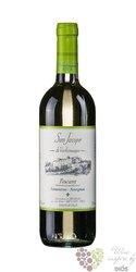 """Toscana bianco """" San Jacopo """" Igt 2012 Castello di Vicchiomaggio    0.75 l"""