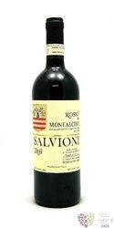 Rosso di Montalcino Doc 2011 cantina Salvioni  0.75 l