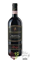 """Brunello di Montalcino """" Boscoselvo """" DOCG Sensi Vigne e Vini    0.75 l"""