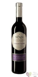"""Montepulciano d´Abruzzo """" Collezione """" Igt Sensi Vigne e Vini    0.75 l"""