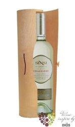 """Pinot grigio del Veneto """" Collezione """" Igt 2011 wood box Sensi Vigne e Vini    0.75 l"""