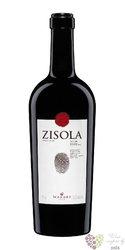 "Sicilia Nero d´Avola "" Zisola "" Igt 2014 Marchesi Mazzei  0.75 l"