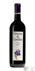 """Sangiovese di Toscana """" Governo all´uso Toscano """" Igt 2016 Domini Castellare di Castellina  0.75 l"""