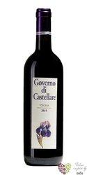 """Sangiovese di Toscana """" Governo all´uso Toscano """" Igt 2017 Domini Castellare di Castellina  0.75 l"""