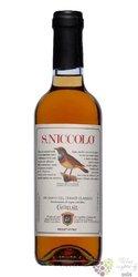 """Vin Santo del Chianti classico """" s.Niccolo """" Docg 2012 Domini Castellare di Castellina  0.375 l"""