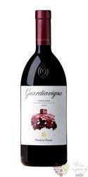 """Toscana rosso biologico """" Guardiavigna """" Igt 2011 cantina Podere Forte    0.75 l"""