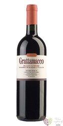 """Bolgheri rosso superiore """" Grattamacco """" Doc 2014 castello Colle Massari  0.75 l"""