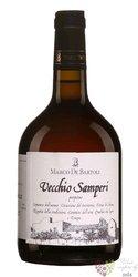 """Marsala Superiore Riserva 20 anni """" Vecchio Samperi """" Dop Marco De Bartoli 16.5% vol.  0.75 l"""
