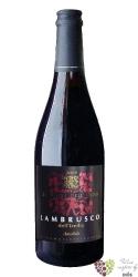 """Lambrusco dell´Emilia rosso """" le vigne del Olmo """" Igt amabile Campagnola  0.75l"""