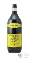 Lazio rosso Rubino Igt 2015 Gotto d´Oro    2.00 l