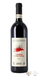 """Valtellina Superiore riserva """" Inferno Fiamme Antiche """" Docg 2011 ARPePe  0.75 l"""